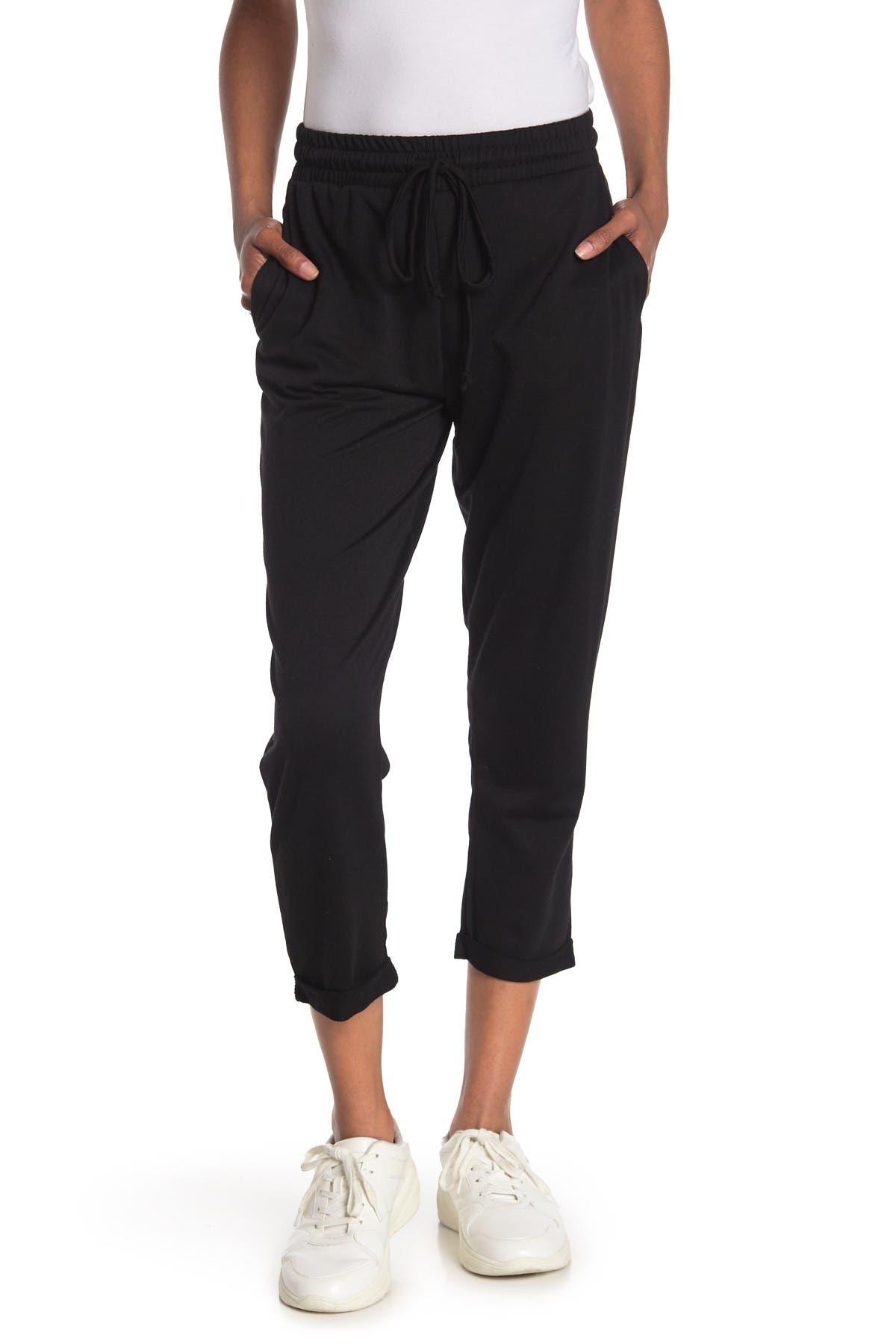 Image of Bobeau Crop Lounge Pants