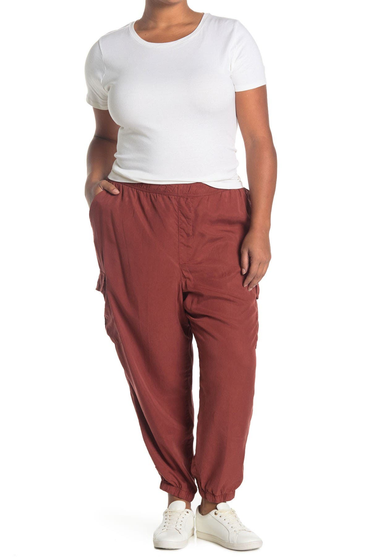 Image of Sanctuary Pull-On Cargo Joggers