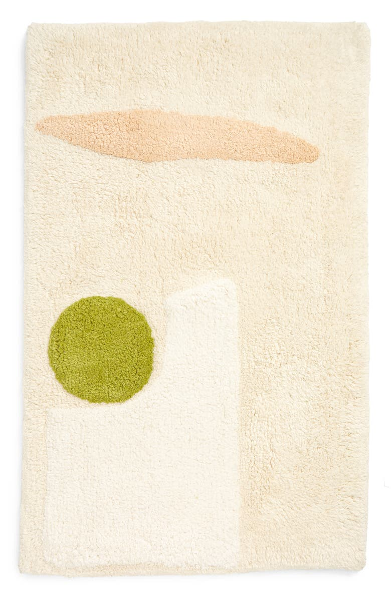COLD PICNIC Cliffside Bath Mat, Main, color, 250