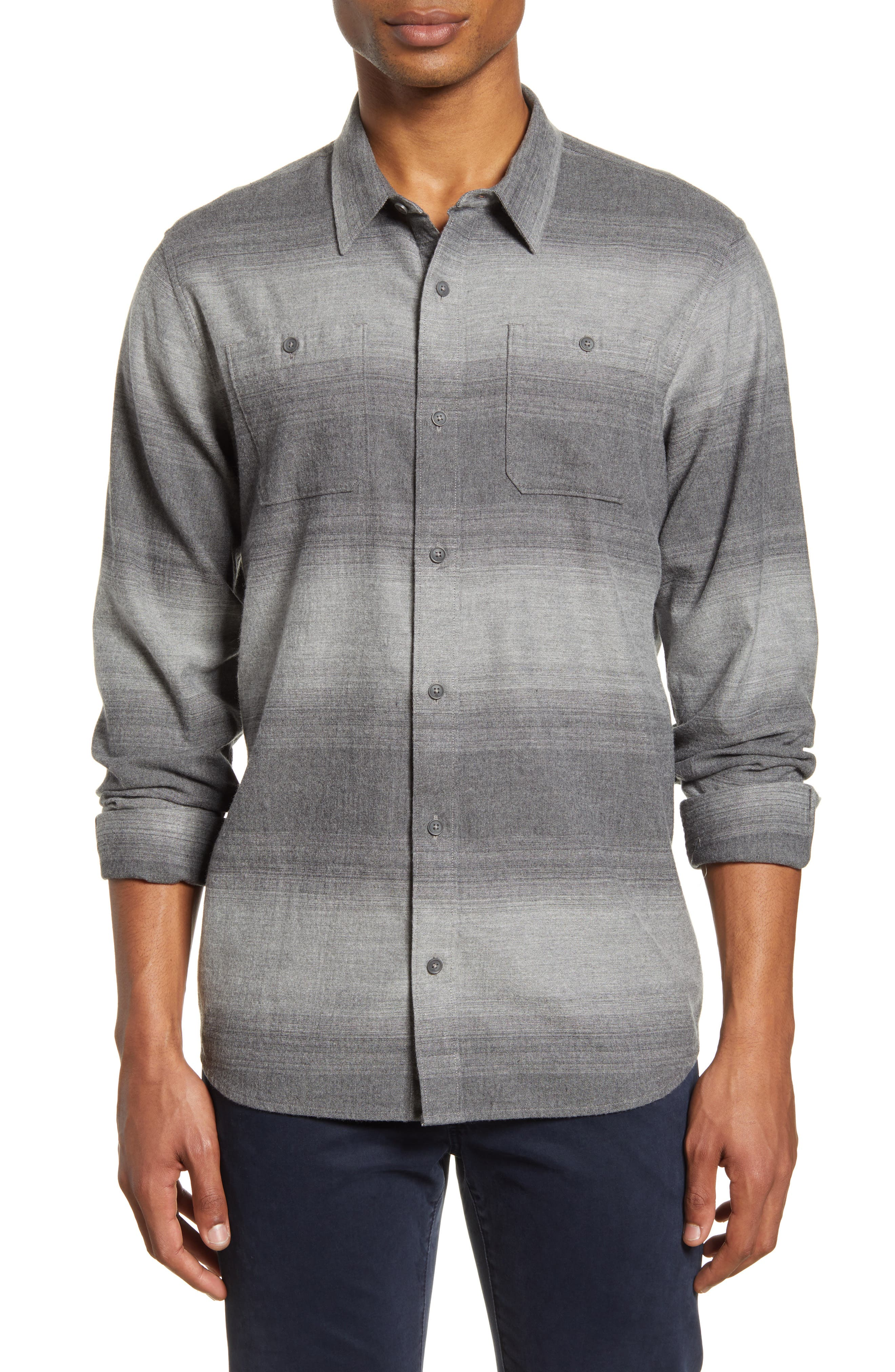 Image of TRAVIS MATHEW Rya Eddie Button Down Shirt