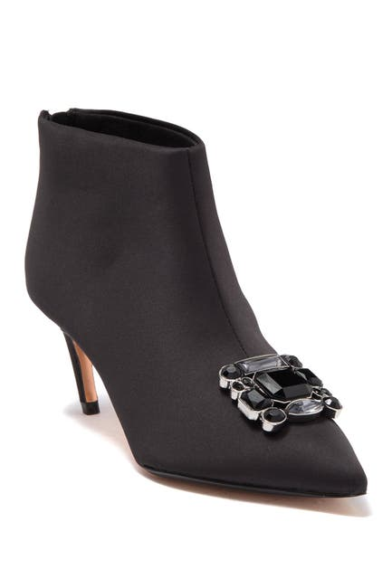 Image of Ted Baker London Luire Embellished Satin Bootie