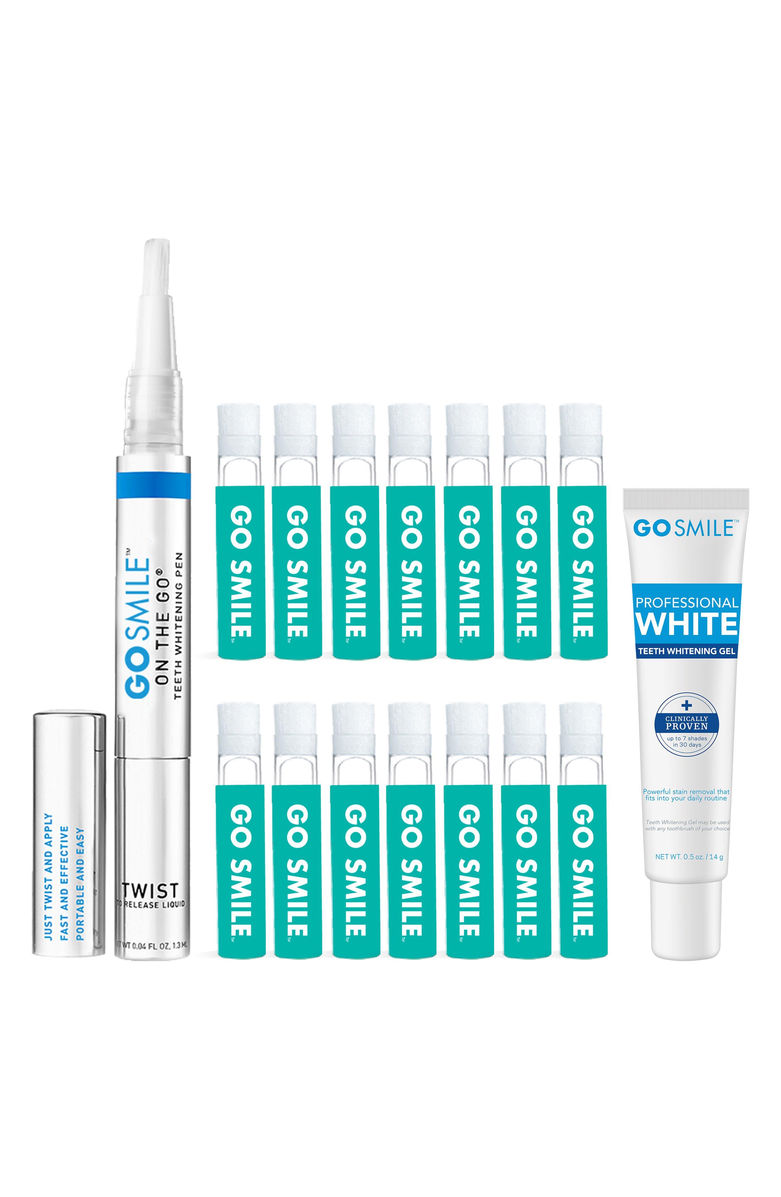 Go Smile Teeth Whitening Set
