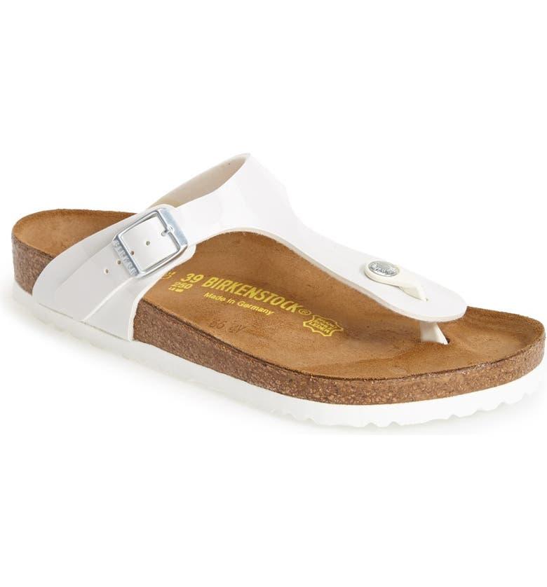 BIRKENSTOCK 'Gizeh' Sandal, Main, color, 100