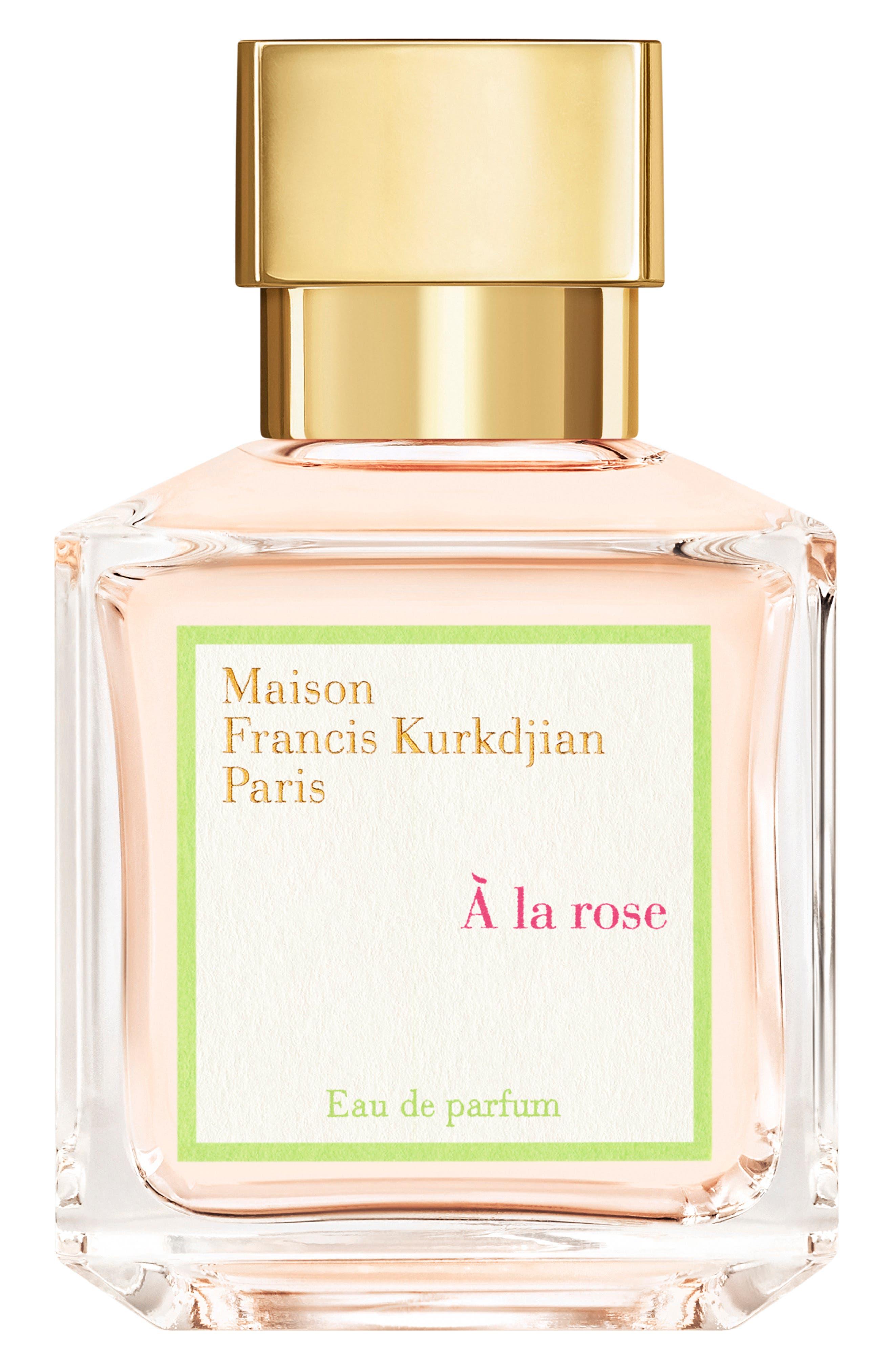 Paris A La Rose Eau De Parfum