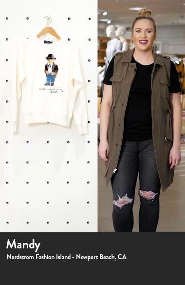 Cowboy Bear Sweatshirt, sales video thumbnail