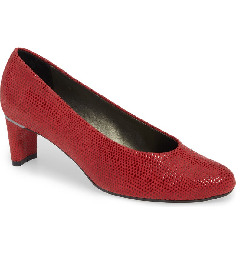 VANELI 'Dayle' Pump, Main, color, RED LEATHER