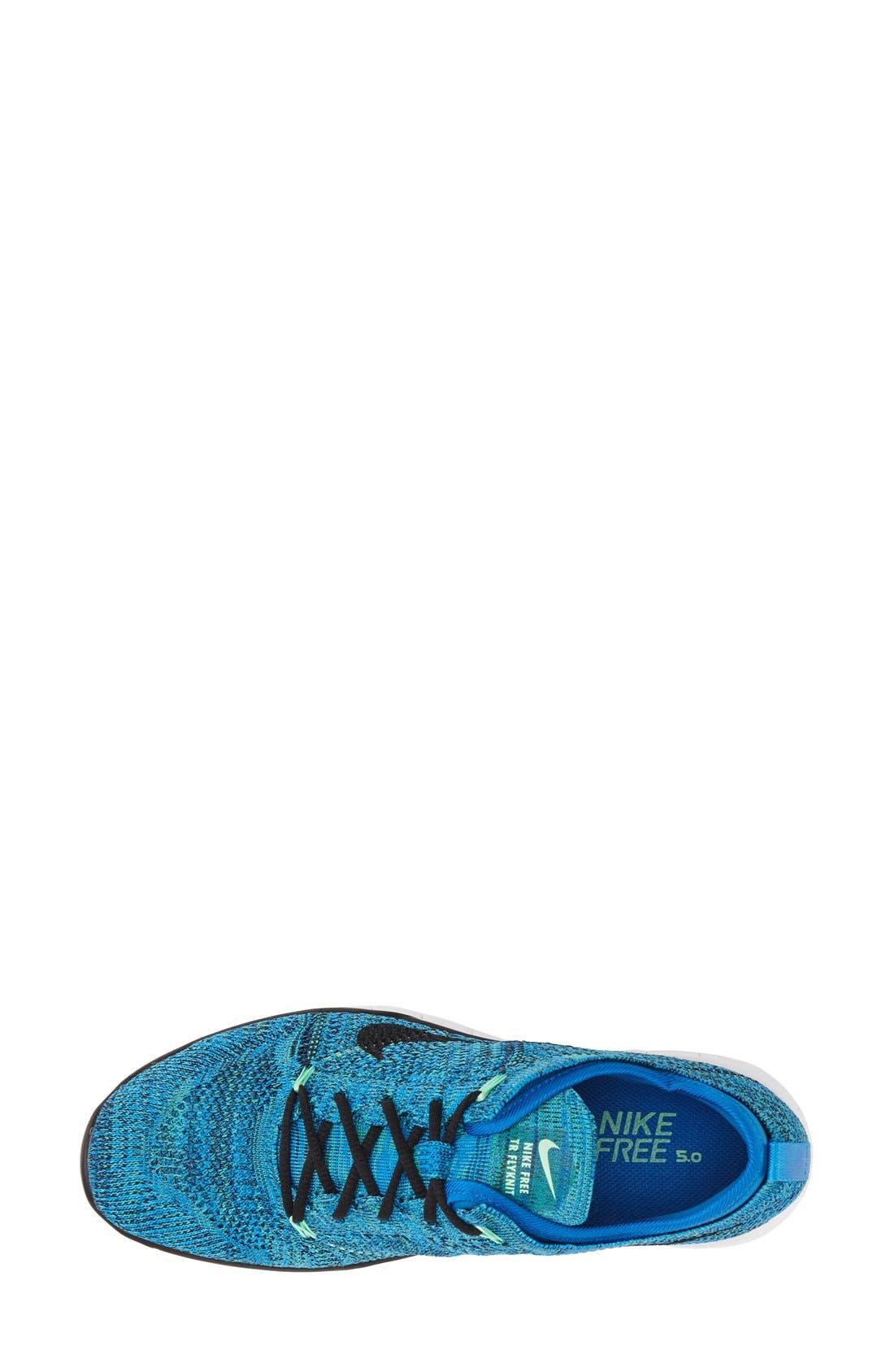 ,                             'Free Flyknit 5.0 TR' Training Shoe,                             Alternate thumbnail 30, color,                             401
