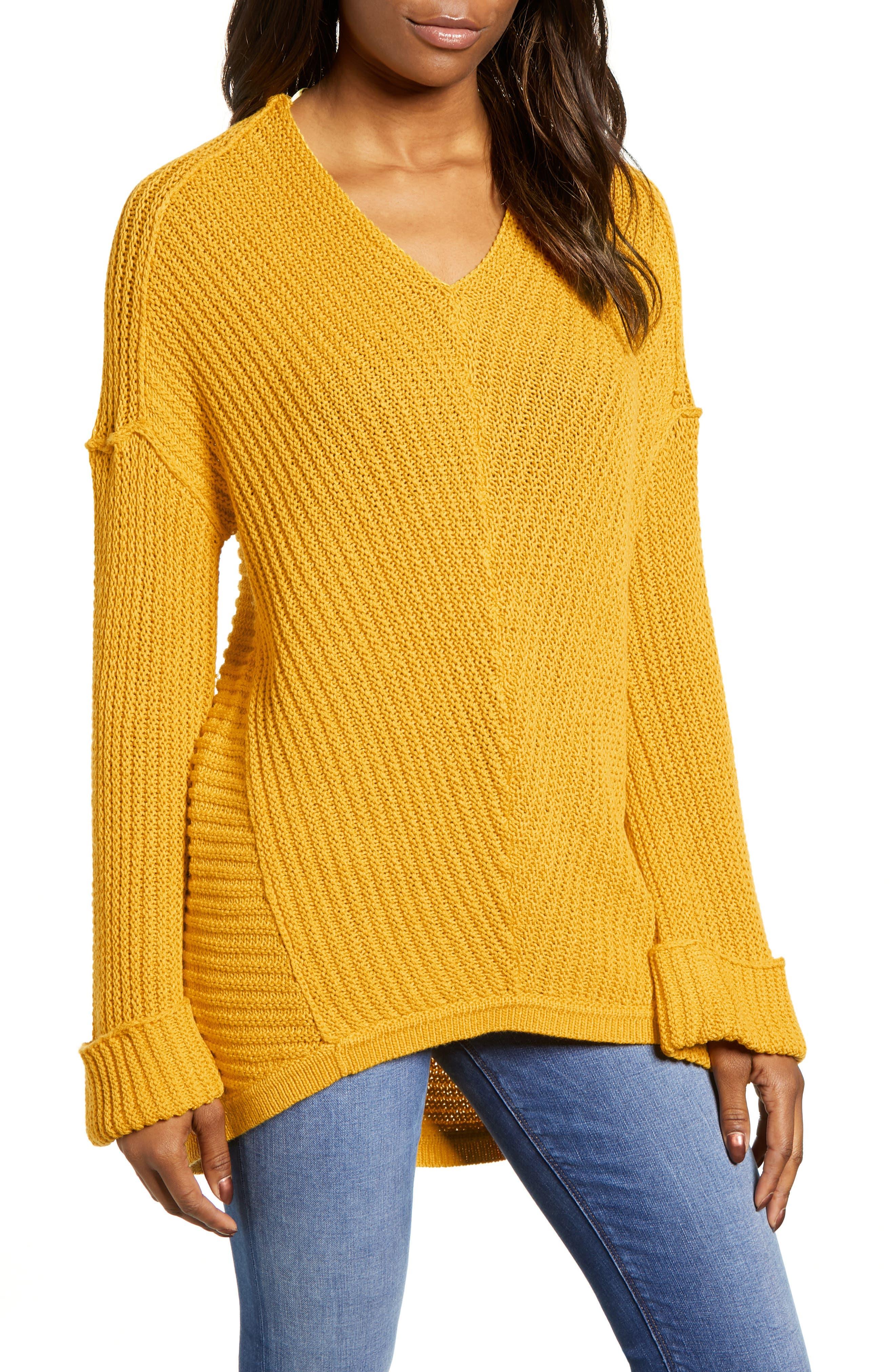 ,                             Cuffed Sleeve Sweater,                             Main thumbnail 31, color,                             720