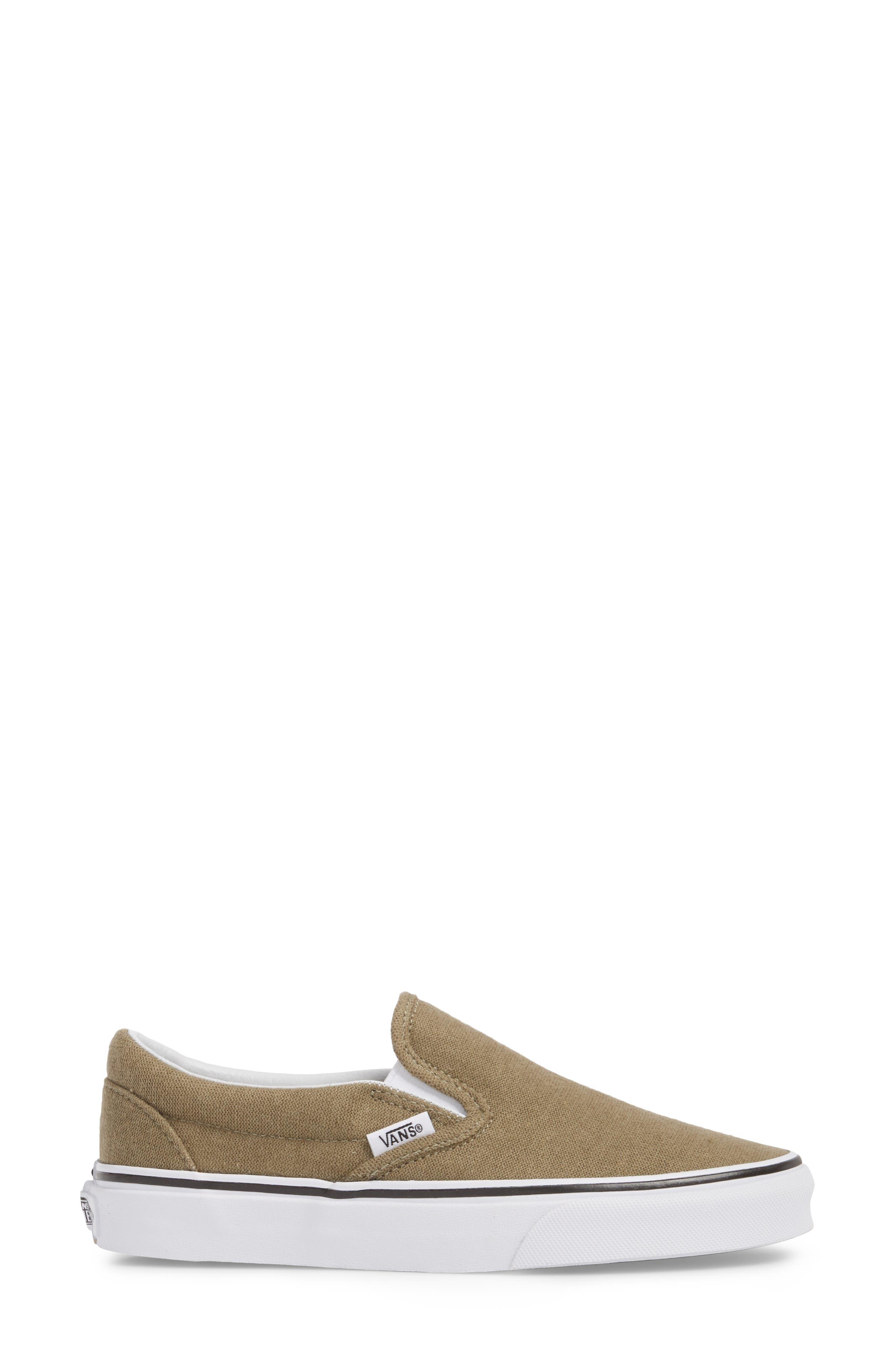 ,                             Classic Slip-On Sneaker,                             Alternate thumbnail 143, color,                             310