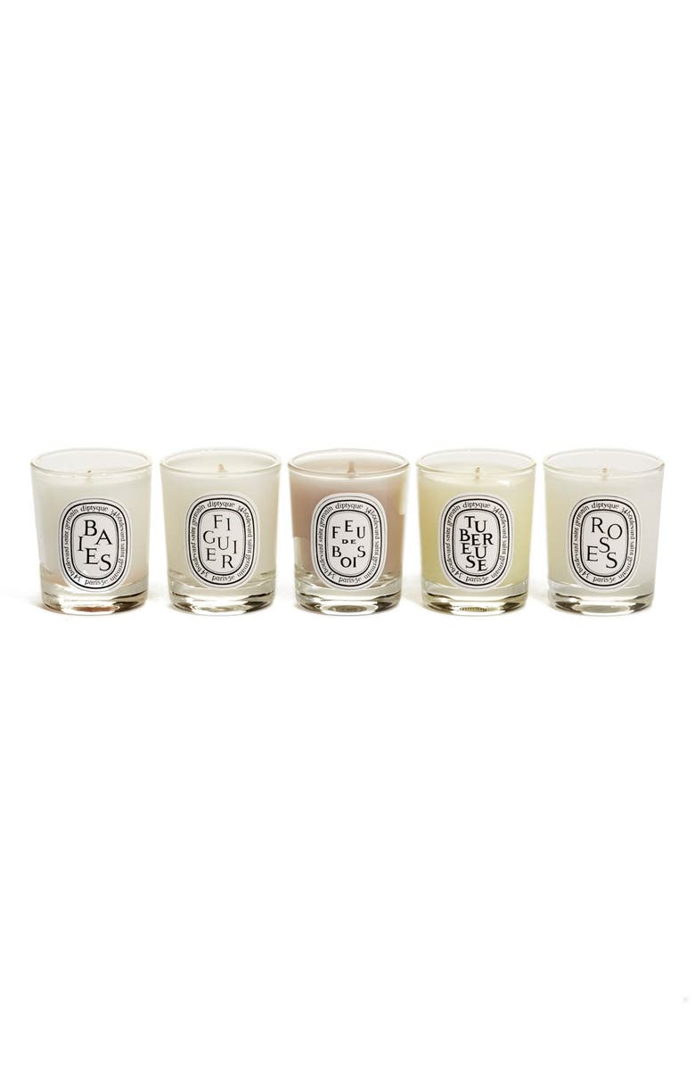 DIPTYQUE Scented Candle Set, Main, color, 000