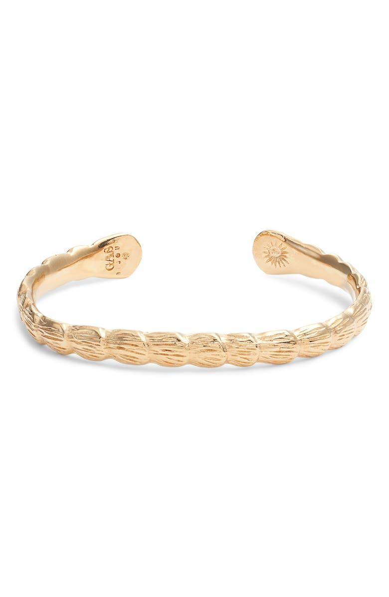 GAS BIJOUX Liane Cuff, Main, color, 710