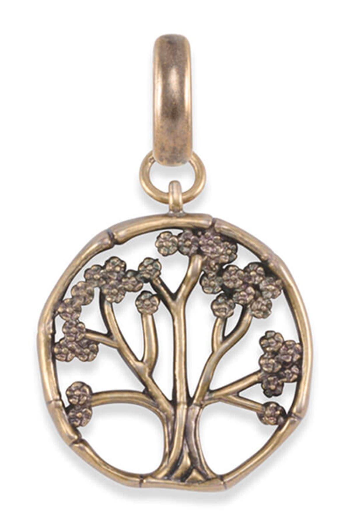 Image of Kendra Scott Cherry Blossom Tree Bangle Bracelet