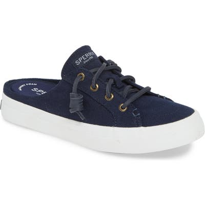 Sperry Crest Vibe Mule- Blue