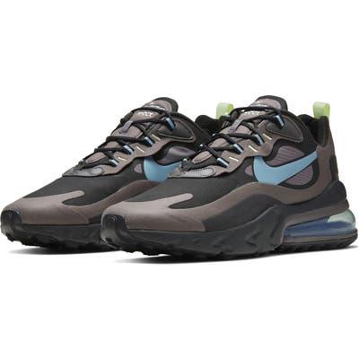 Nike Air Max 270 React Sneaker, Black
