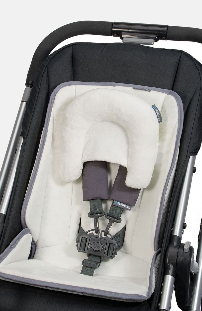 UPPABABY VISTA & CRUZ Infant SnugSeat Inset for Toddler Seat, Main, color, WHITE