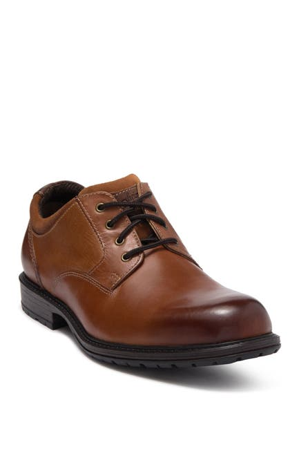Image of Florsheim Vandall Leather Oxford