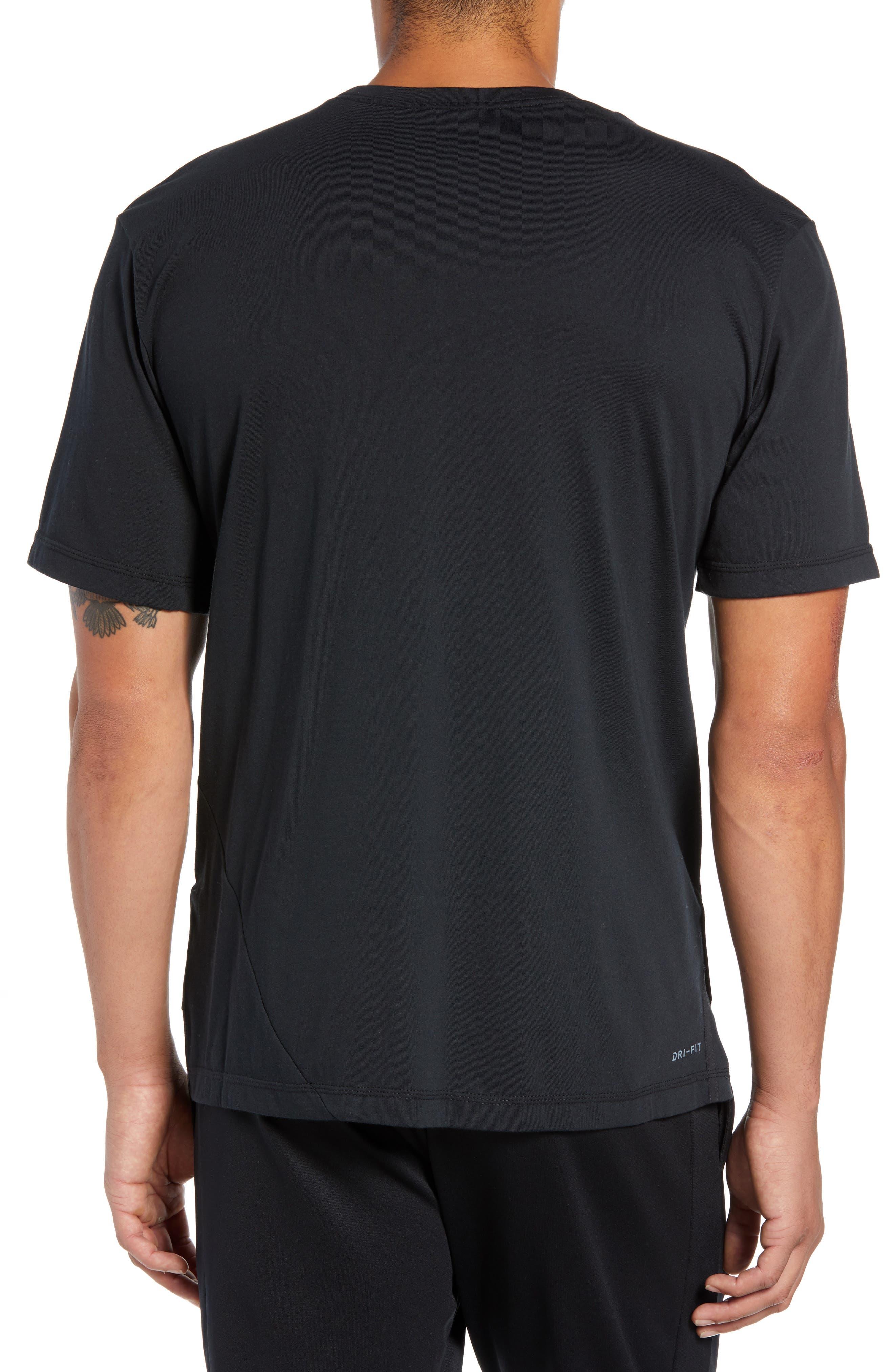 ,                             Dry Performance T-Shirt,                             Alternate thumbnail 2, color,                             010