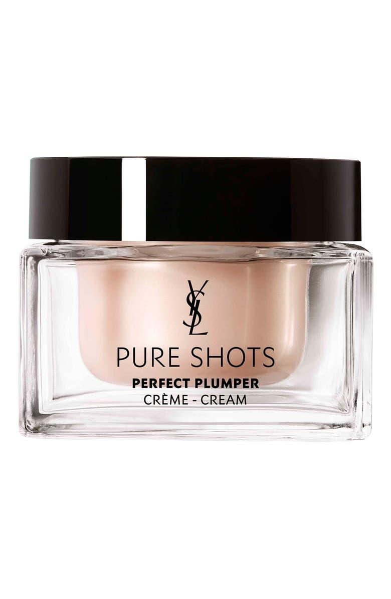 YVES SAINT LAURENT Pure Shots Perfect Plumper Face Cream, Main, color, NO COLOR
