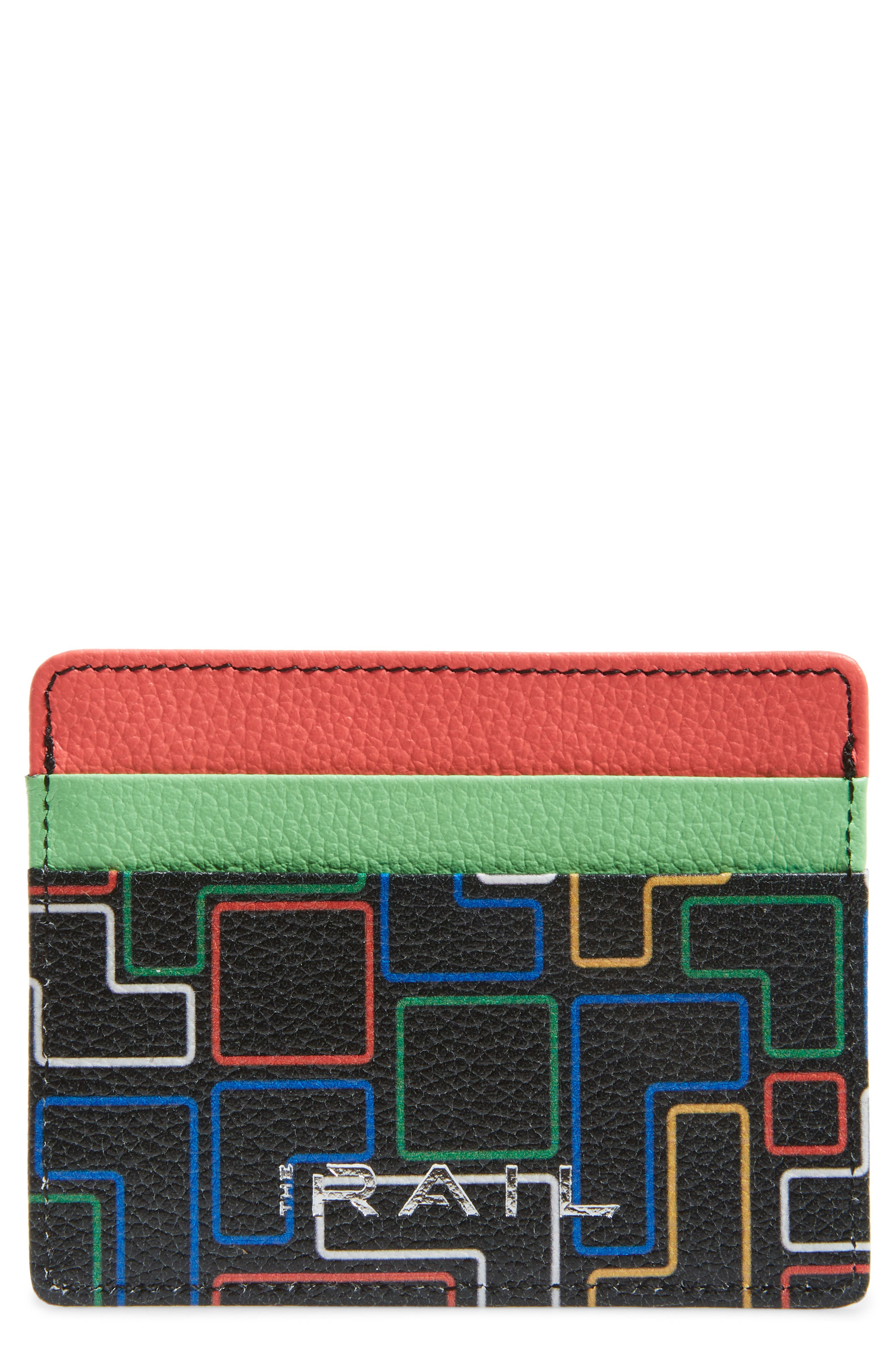 ,                             Jamie Leather Card Case,                             Main thumbnail 3, color,                             002