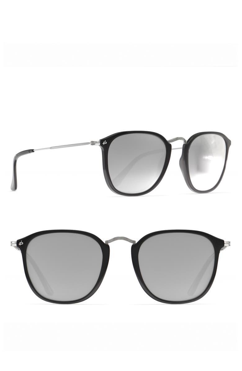 PRIVÉ REVAUX The London 53mm Polarized Sunglasses, Main, color, 001