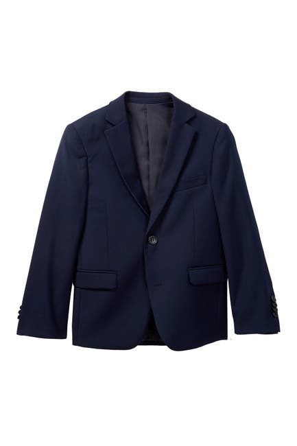 Image of Isaac Mizrahi Solid Sports Blazer