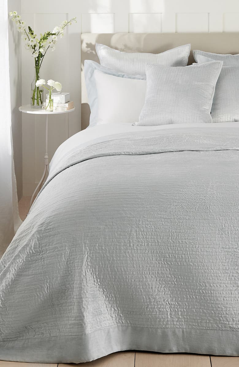 THE WHITE COMPANY Vienne Quilt, Main, color, BLUE