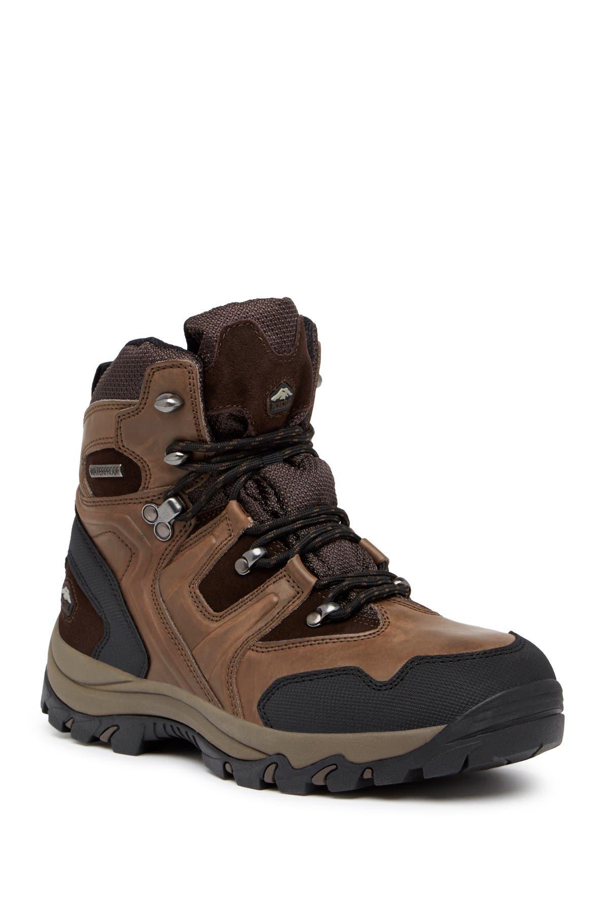 Pacific Trail Mens Denali Hiking Boot