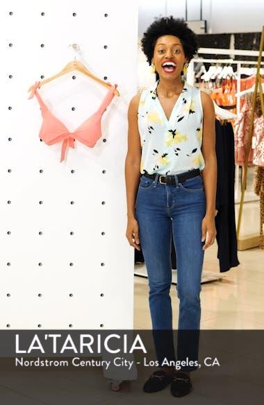 Tie Shoulder Bikini Top, sales video thumbnail