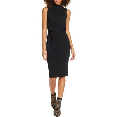Rachel Rachel Roy Kiki Sweater Dress, Black