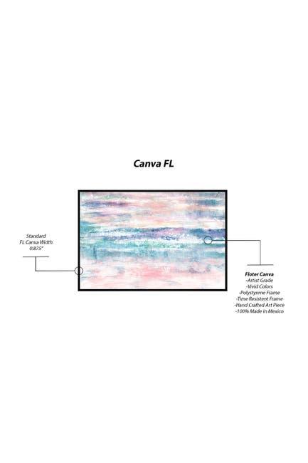 Image of PTM Images Tile Marks Canvas with Floater Frame
