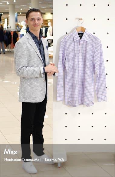 Slim Fit Plaid Dress Shirt, sales video thumbnail