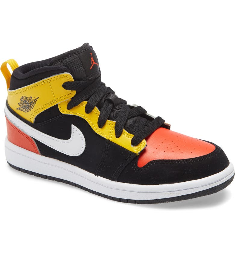 JORDAN Nike Jordan Air Jordan 1 Mid SE Basketball Shoe, Main, color, 007