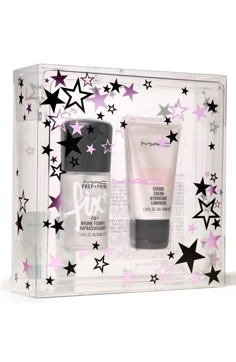 MAC COSMETICS MAC Sprinkle of Stars Travel Size Skin Care Set, Main, color, 000
