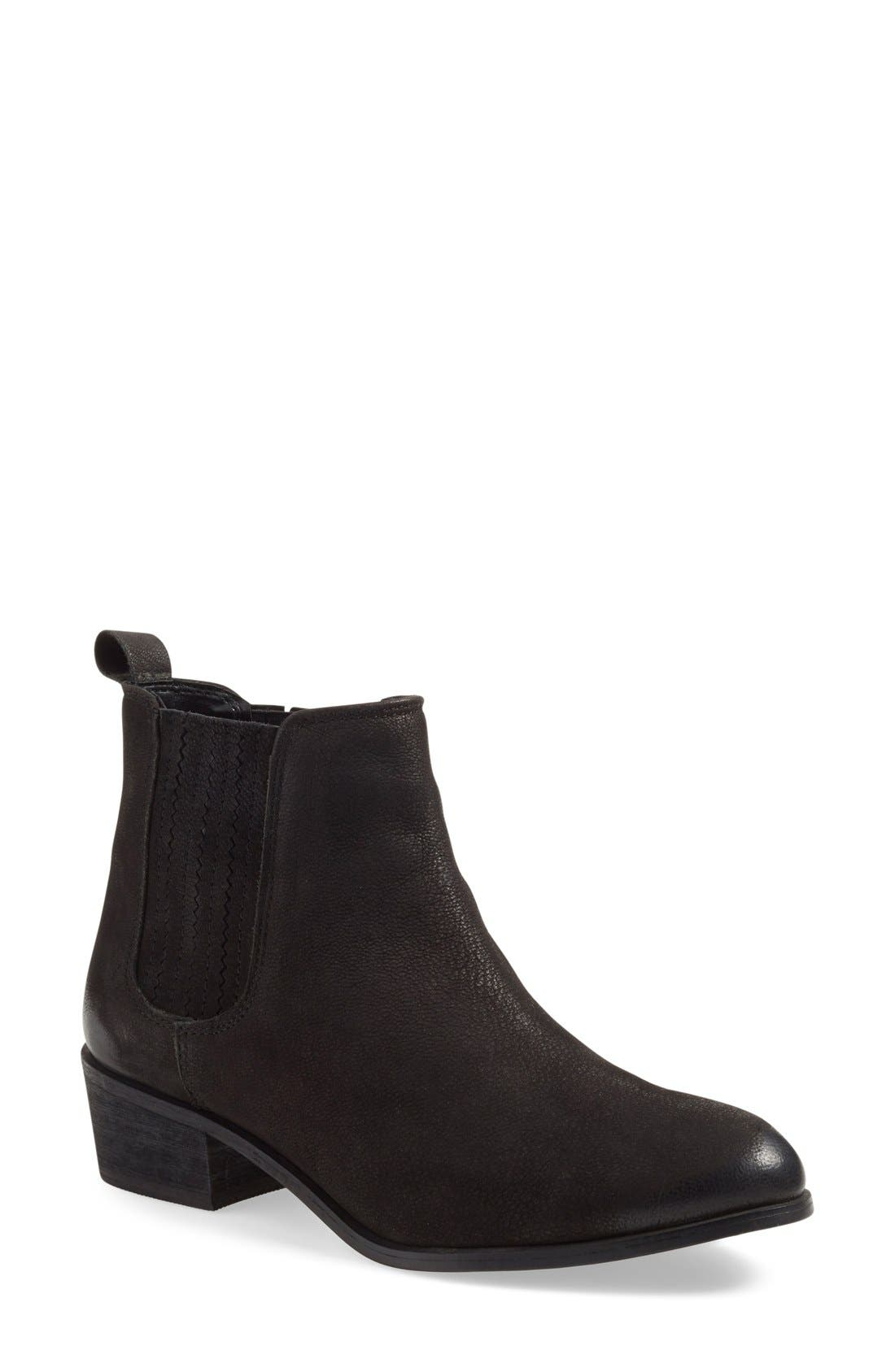 'Nylie' Chelsea Boot, Main, color, 005