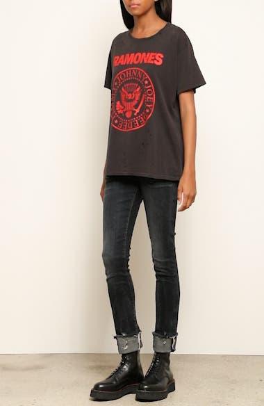 Ramones Print Tee, video thumbnail