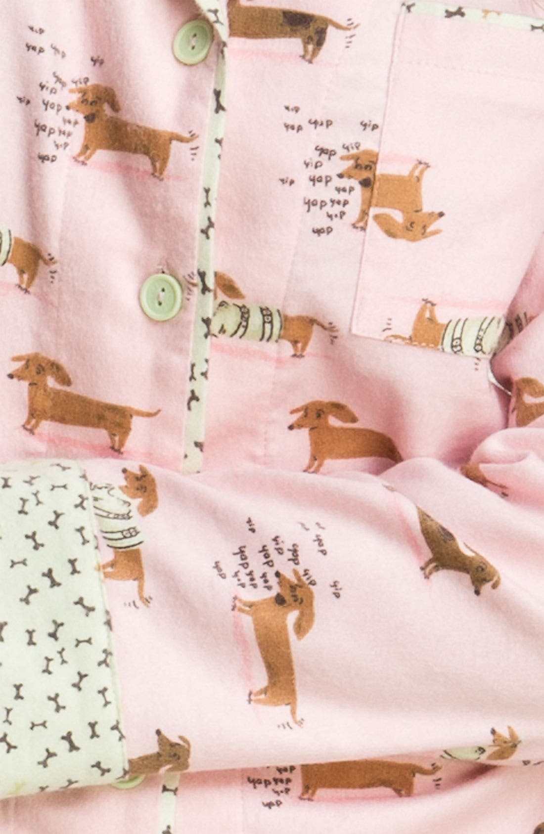 ,                             Flannel Pajamas,                             Alternate thumbnail 71, color,                             650