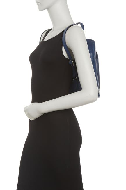 Image of Lisa Minardi Leather Backpack