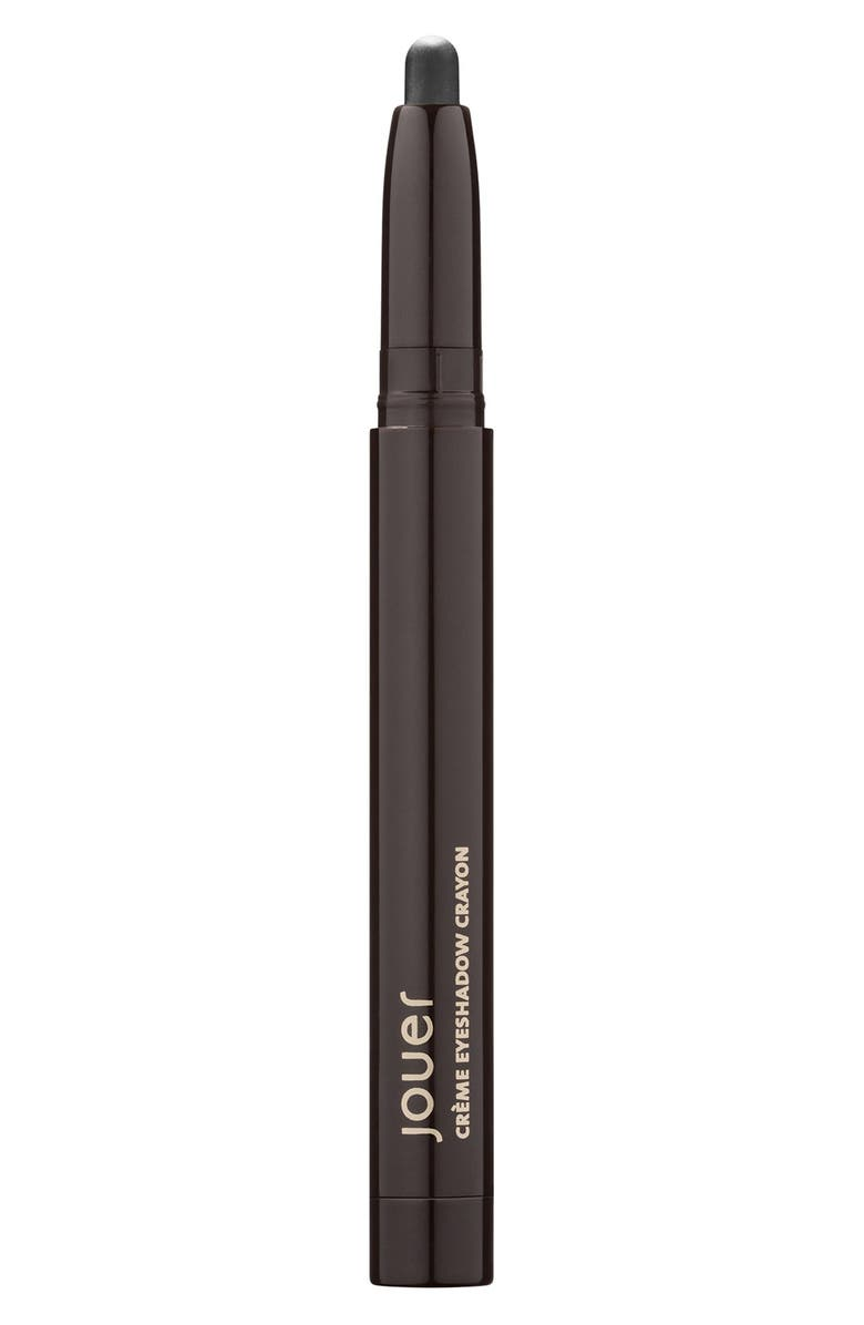 JOUER Crème Eyeshadow Crayon, Main, color, MARBLE