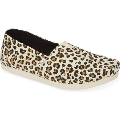 Toms Alpargata Slip-On, Brown
