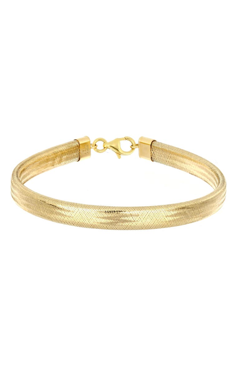 BONY LEVY 14K Gold Wide Bracelet, Main, color, YELLOW GOLD