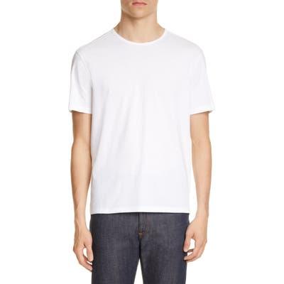 John Varvatos Solid T-Shirt, White