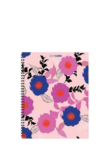 Image of TF Publishing 2021 Modern Blooms Large Weekly Monthly Planner