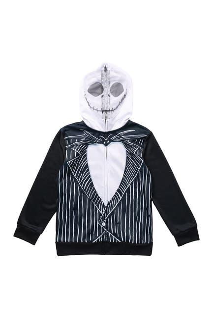 Image of JEM Jack Skellington Costume Hoodie