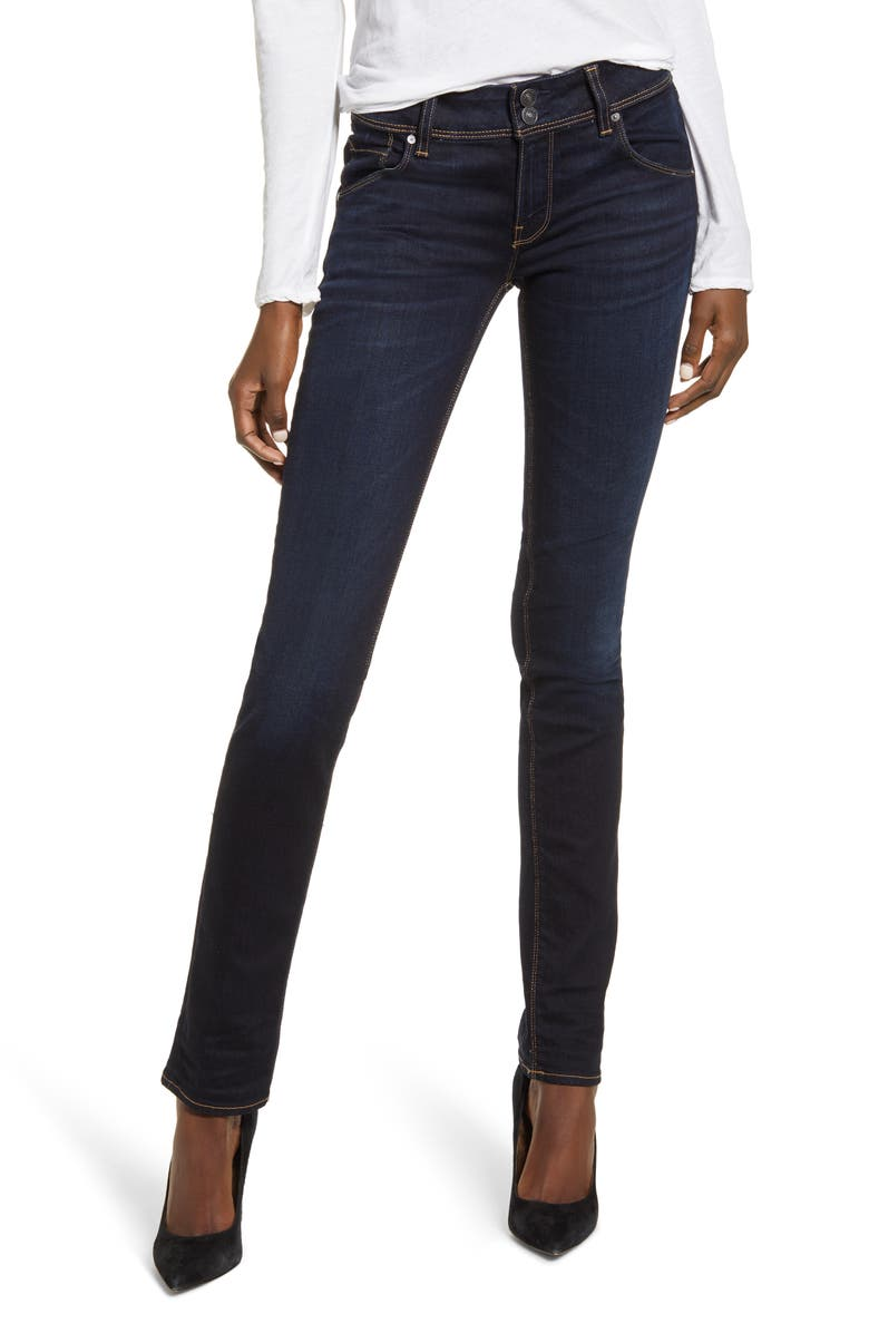 HUDSON JEANS Collin Skinny Jeans, Main, color, ROTATION