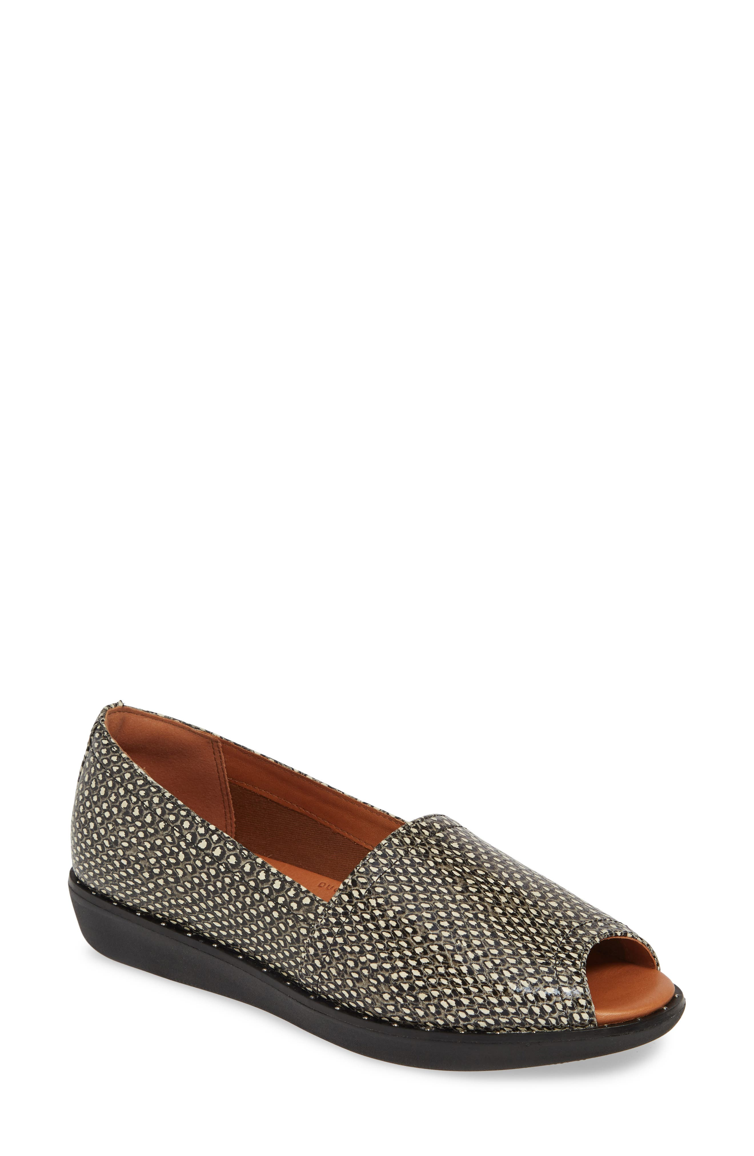 Fitflop Nadia Dotted Flat, Black