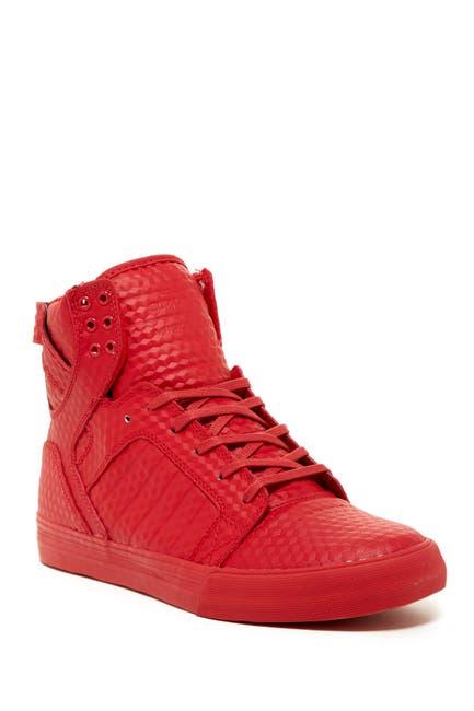 Image of Supra Skytop Suede High-Top Sneaker