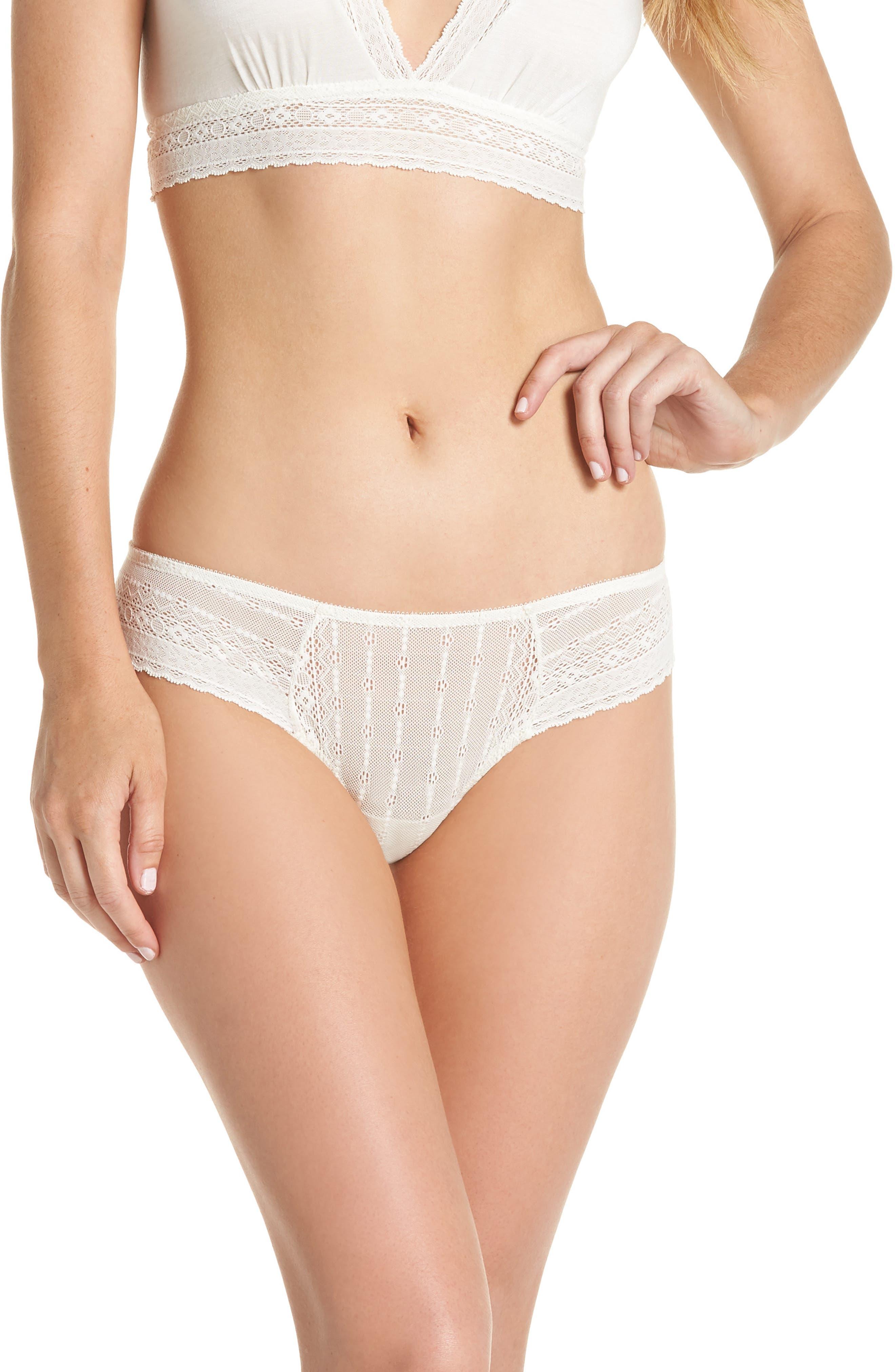 Eberjey Womens Amanda Cheeky Bikini