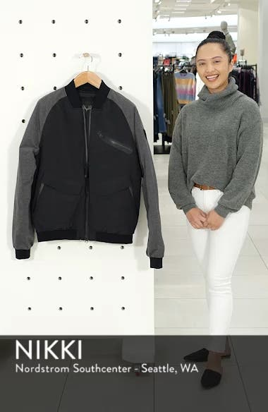 Blake Bomber Jacket, sales video thumbnail