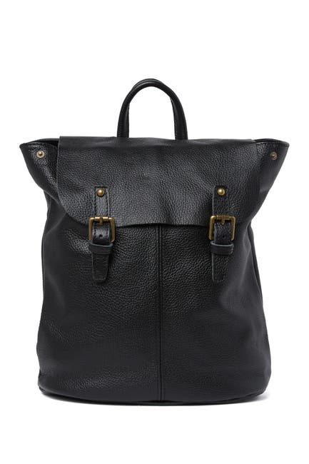 Image of Roberta M Leather Backpack