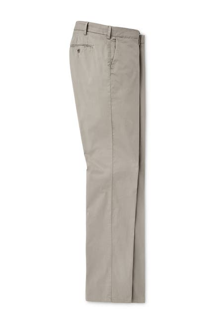 Image of Peter Millar Crown Soft Flat Front Pants